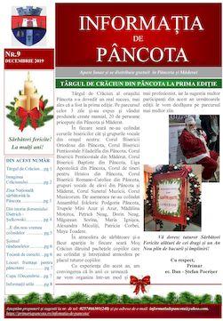 Informația de Pancota - ed.9 - decembrie 2019
